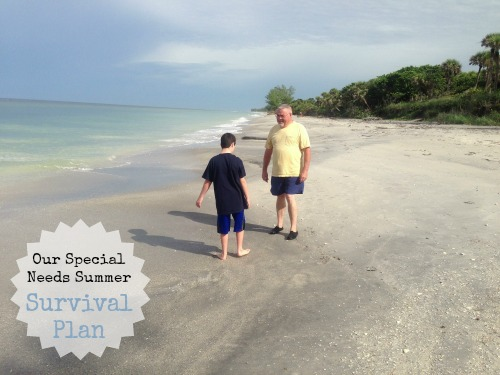 special needs summer survival