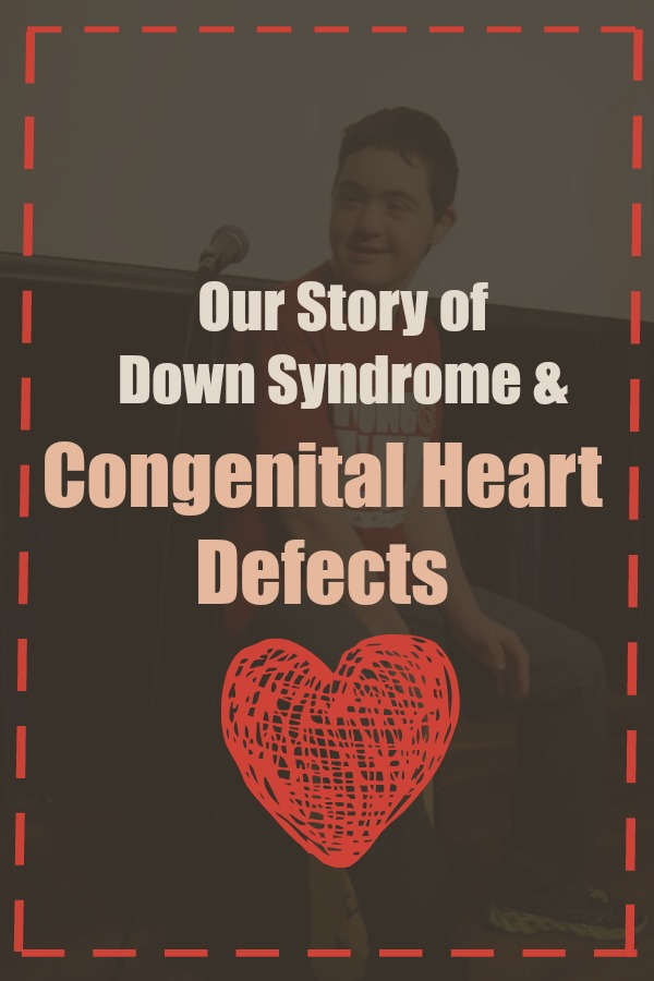 Down syndrome congenital heart defects