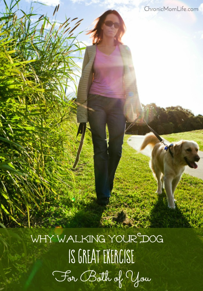Why Walking Your Dog is Great Exercise for Both of You