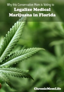 Why this conservative mom is voting to legalize medical marijuana in Florida