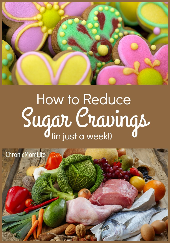 How to Reduce Sugar Cravings in Just a Week