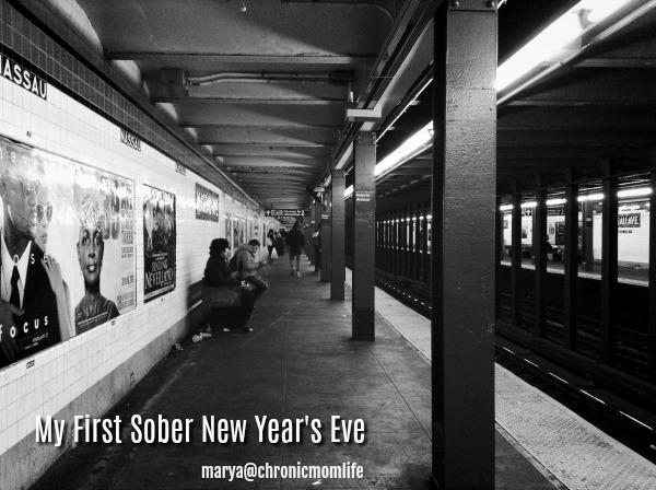 sober new year's eve