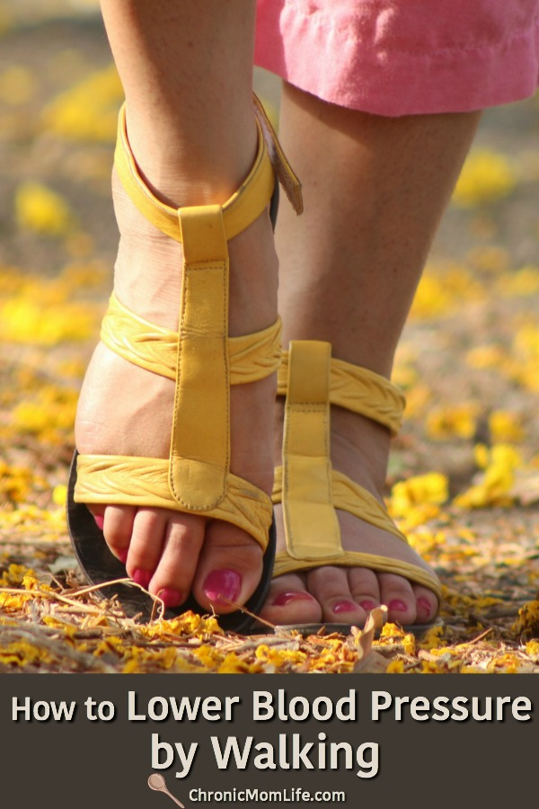 How To Lower Blood Pressure by Walking