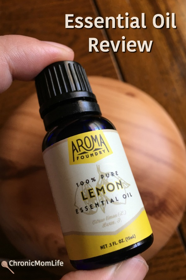 Aroma Foundry Essential Oil Review