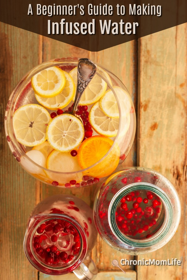 A Beginner's Guide to Making Infused Water