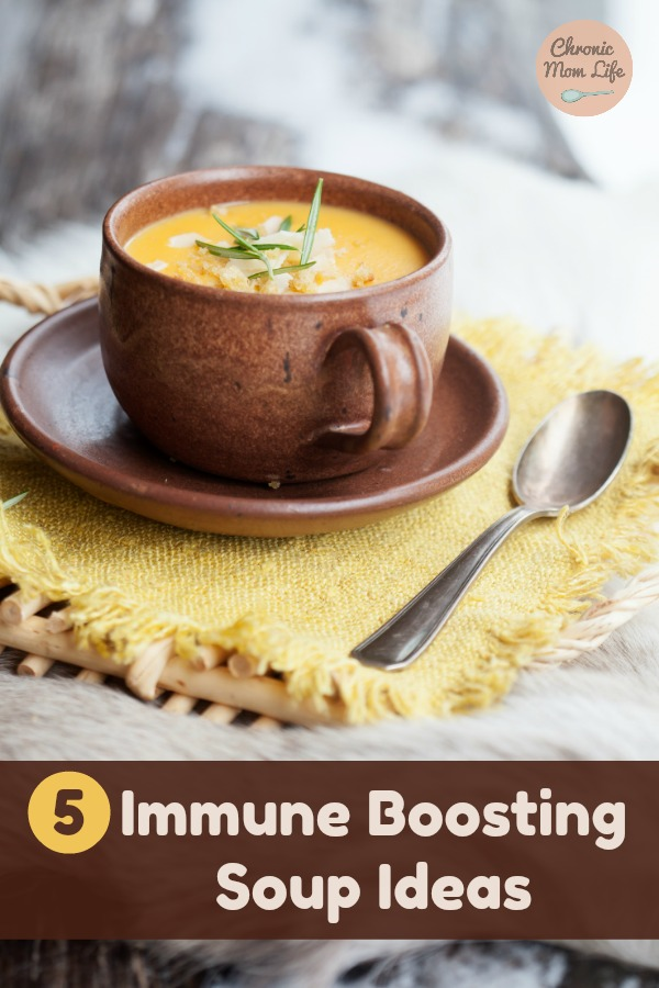 5 immune boosting soup ideas