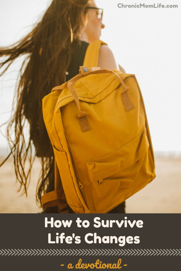 How to survive life's changes