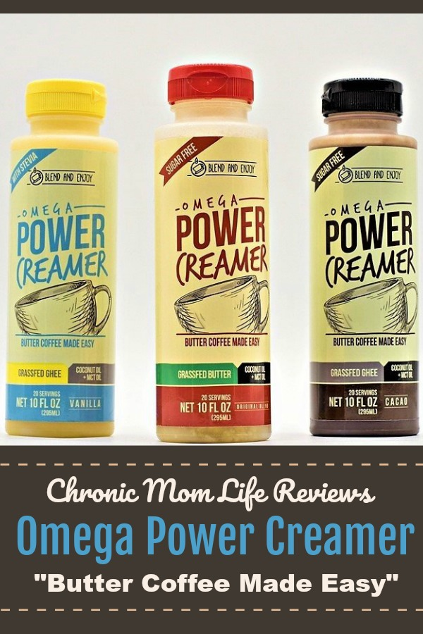 Omega Power Creamer Review