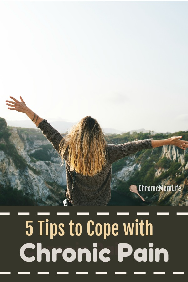 5 Tips to Help You Cope With Chronic Pain