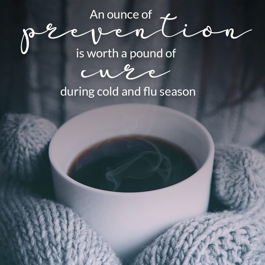 stay healthy this winter