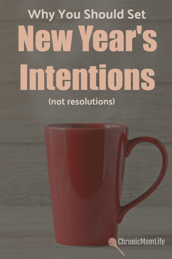 Why You Should Set New Year's Intentions