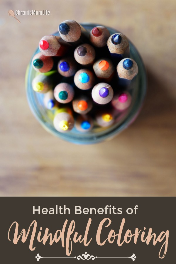 Health Benefits of Mindful Coloring for Adults