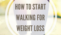 How to Start Walking for Weight Loss