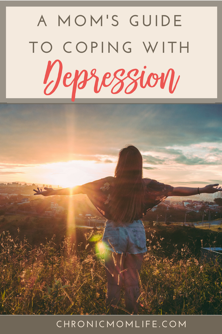 Mom's Guide to Coping With Depression