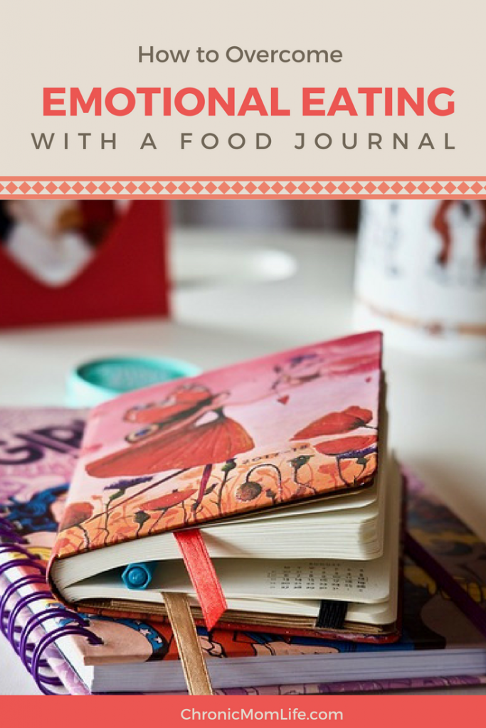 How to overcome emotional eating with a food journal