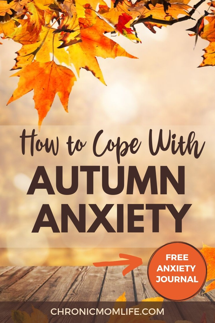 How to cope with autumn anxiety.