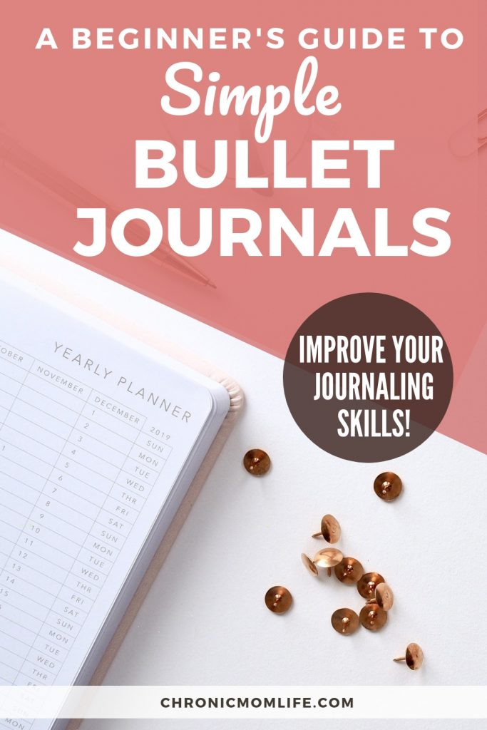 A Beginner's Guide to Simple Bullet Journals