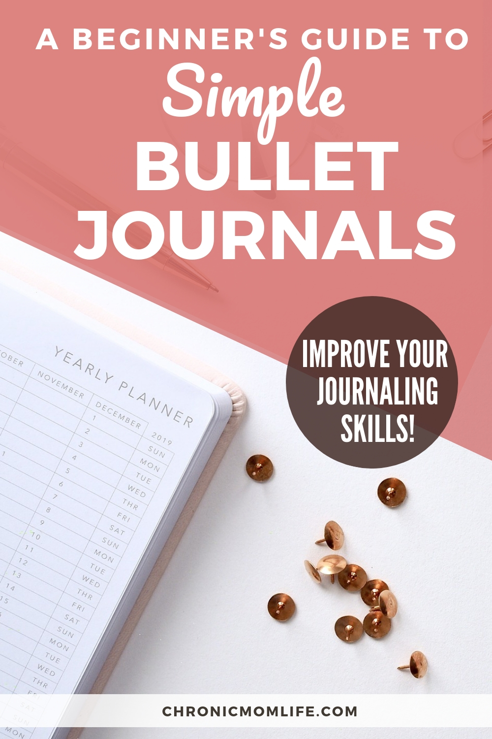 BEGINNER'S GUIDE TO SIMPLE BULLET JOURNALS