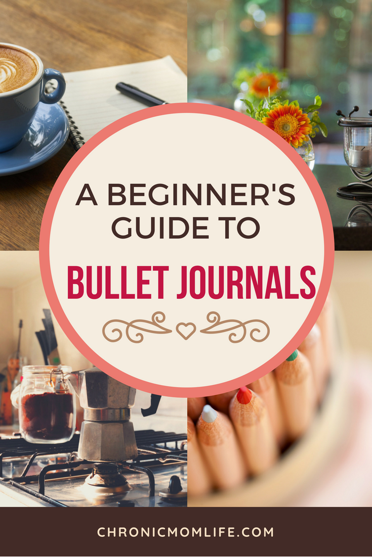 Beginner's guide to bullet journals