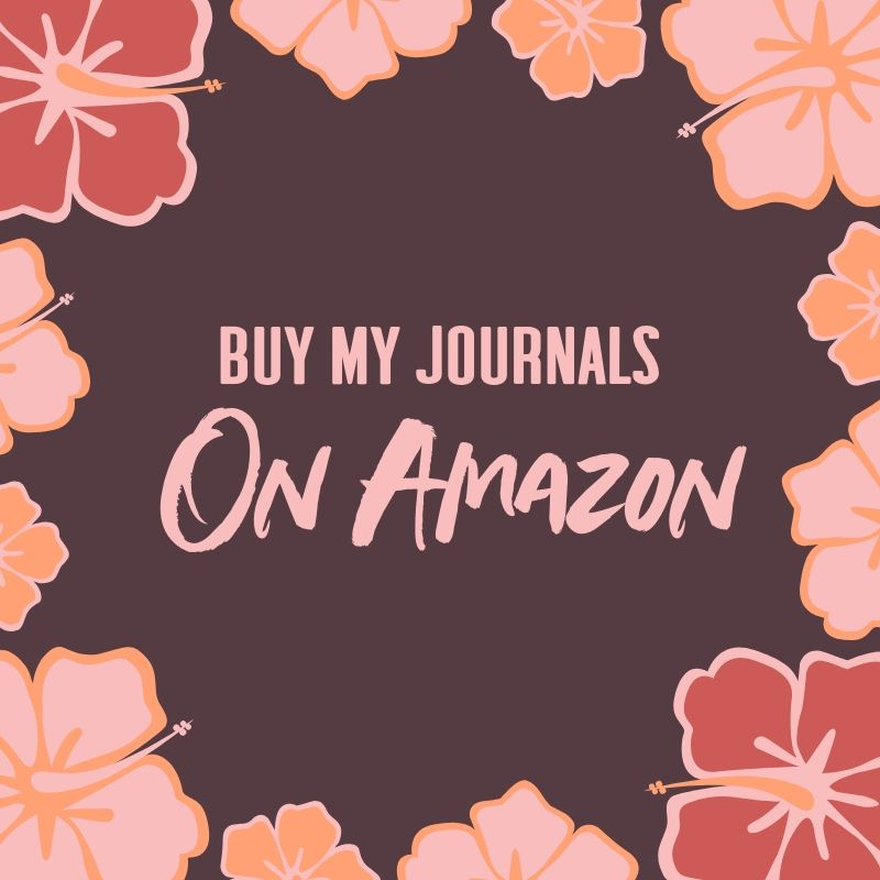 Buy My Journals