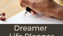 Dreamer Life Planner: A Self Care Journal Review