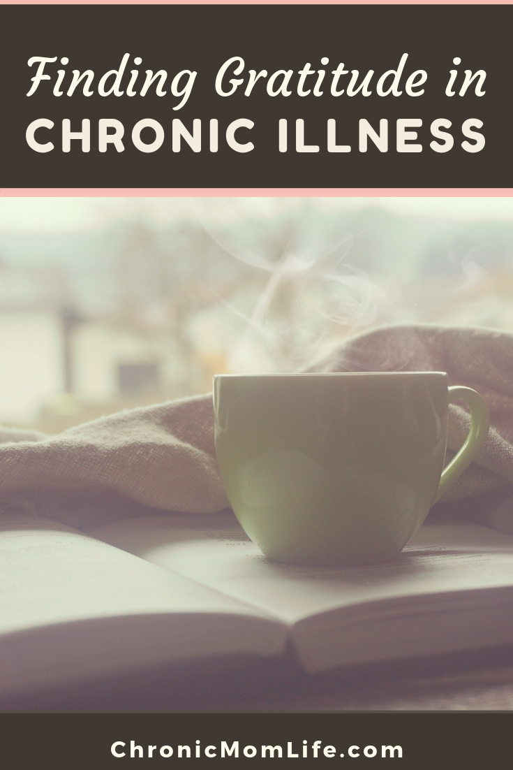 Finding Gratitude with Chronic Illness