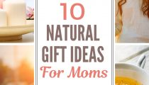 10 Thoughtful Natural Gift Ideas for Women