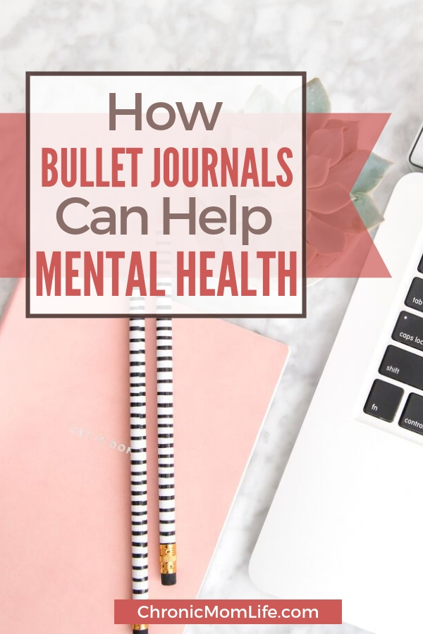 How bullet journals help mental health #bulletjournal #mentalhealth #journal #bujo
