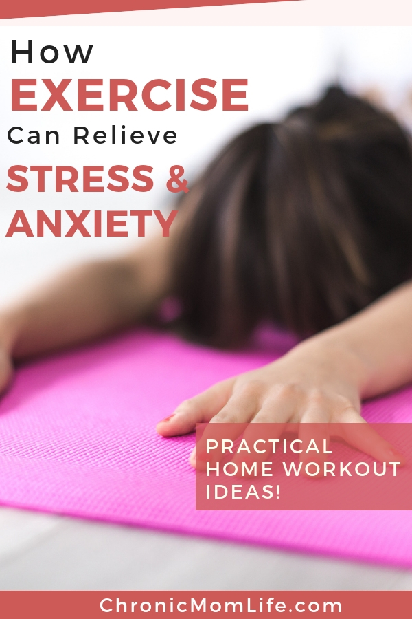 How exercise can relieve stress and anxiety #stress #anxiety #selfcare