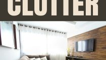 How to Get Rid of Too Much Clutter