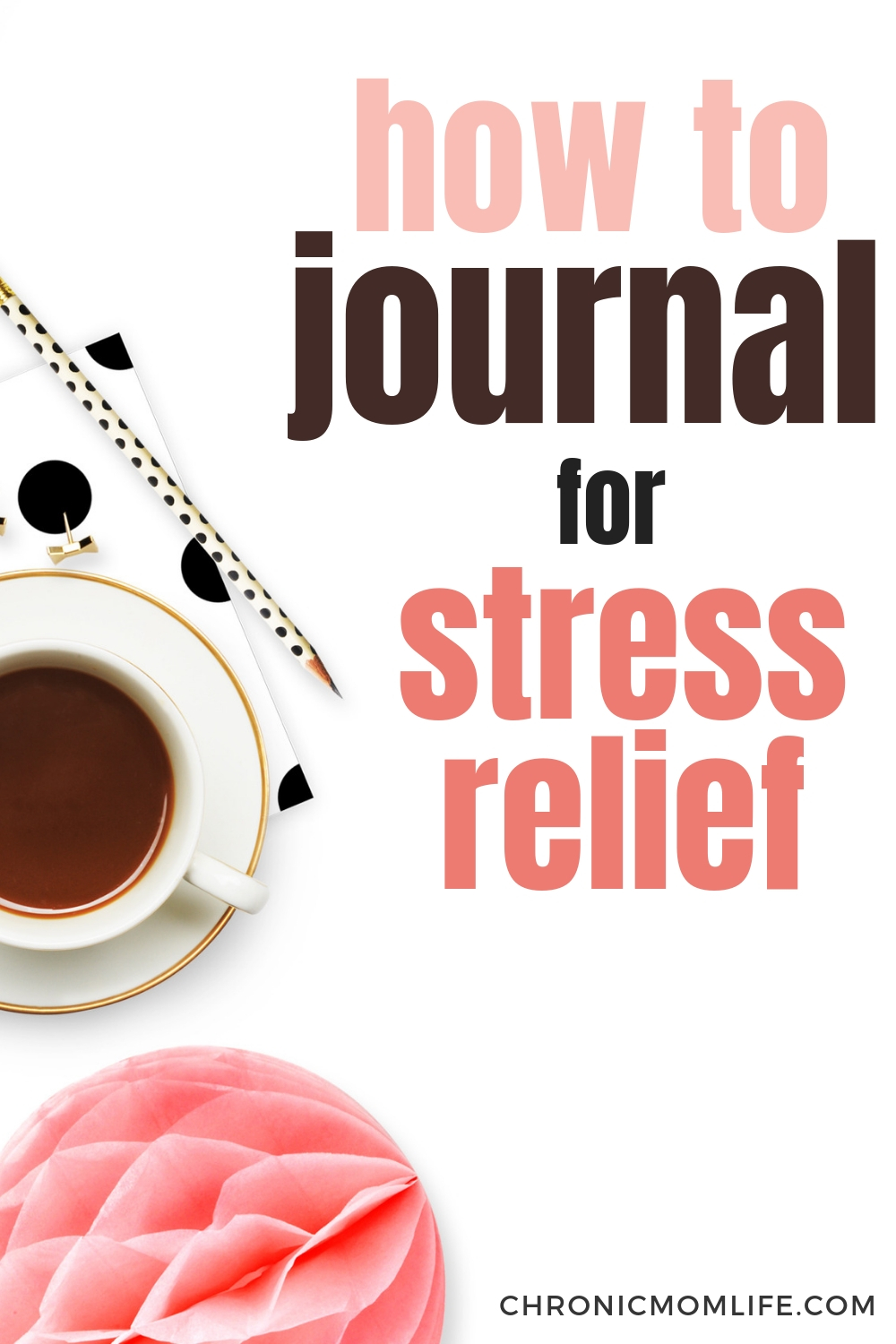 How to journal for stress relief #journaling #bulletjournal #selfcare