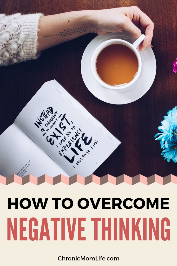 How to overcome negative thinking #mentalhealth #selflove
