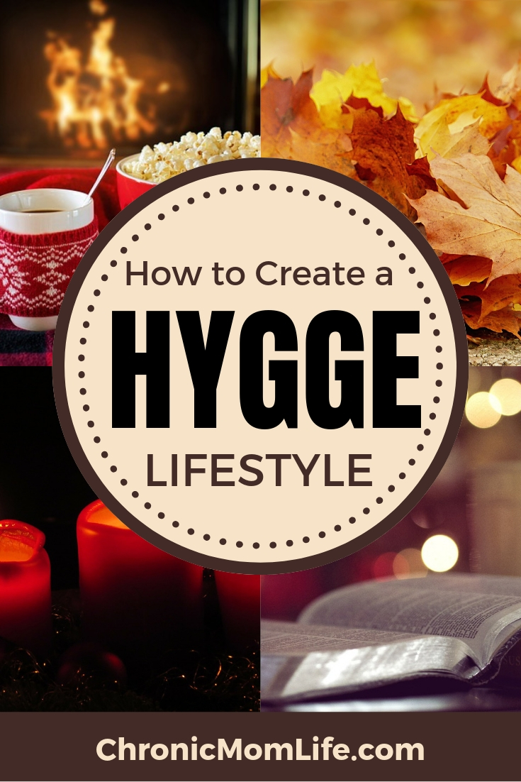 How to create a Hygge lifestyle #hygge #fall #comfort #selfcare