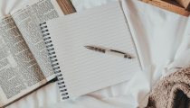 Journaling to Cope With Social Distancing