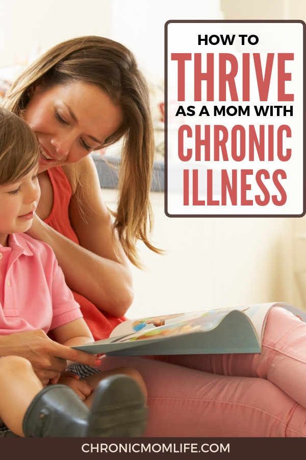 My life as a mom with chronic illness and how I thrive. #chronicillness #spoonie