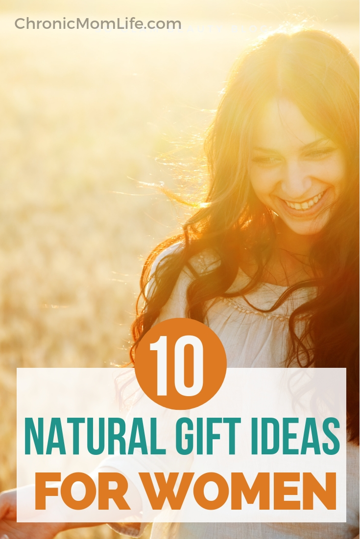 Natural Gift Ideas for Women