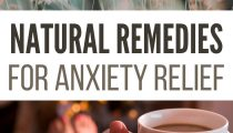 Natural Remedies for Anxiety Relief