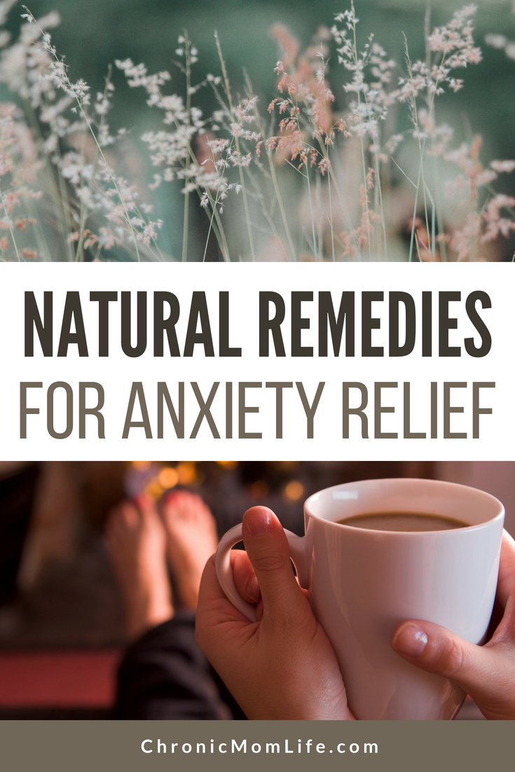 Stressed out? Try these natural remedies for anxiety relief