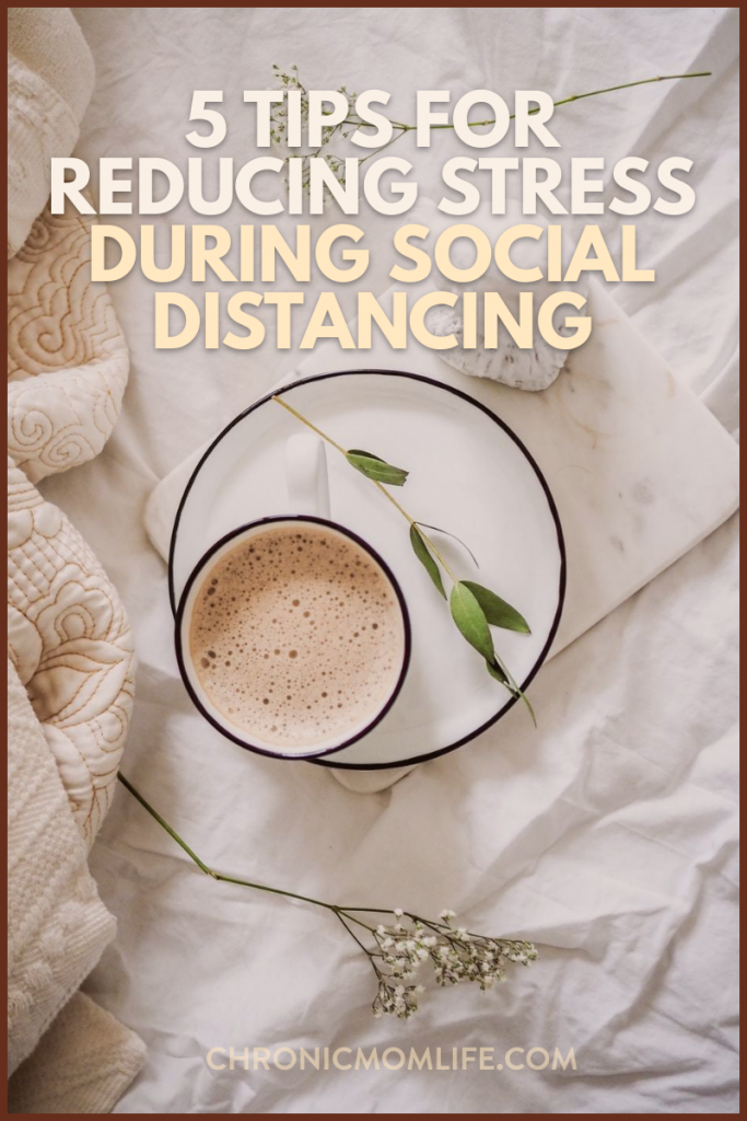 31 days of reducing stress during social distancing and quarantine