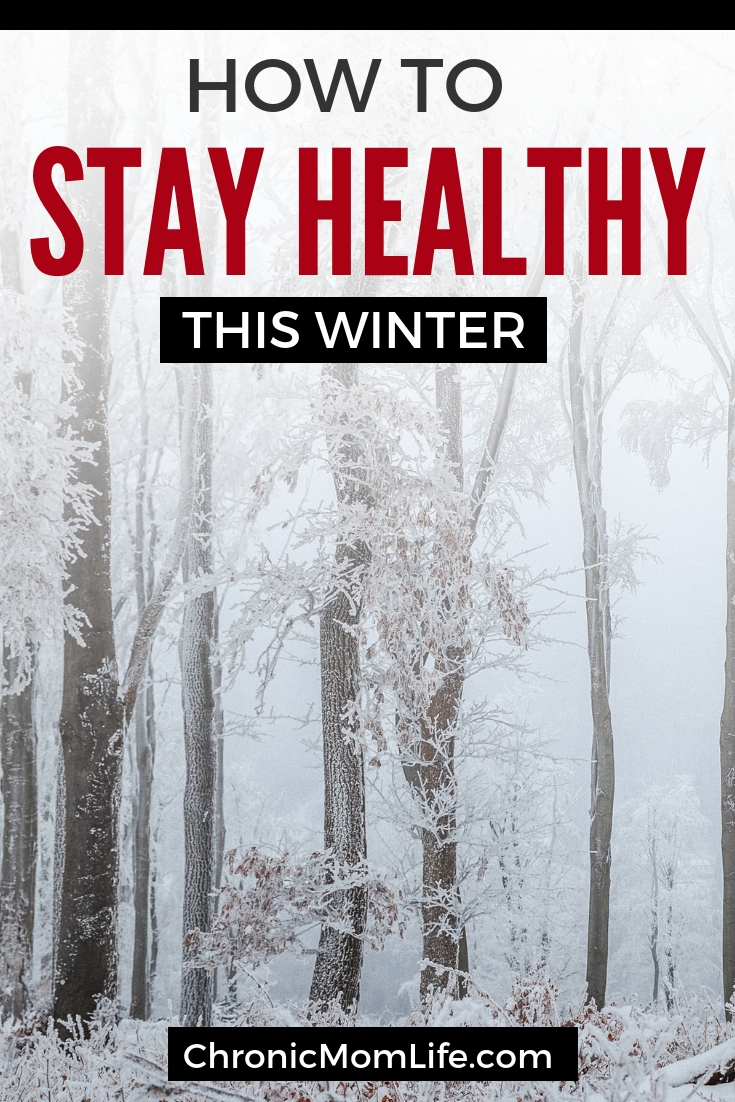 How to stay healthy this winter #health #selfcare #selflove