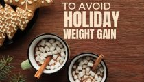 10 Simple Tips to Avoid Holiday Weight Gain