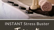 Instant Stress Buster: Treat Yourself