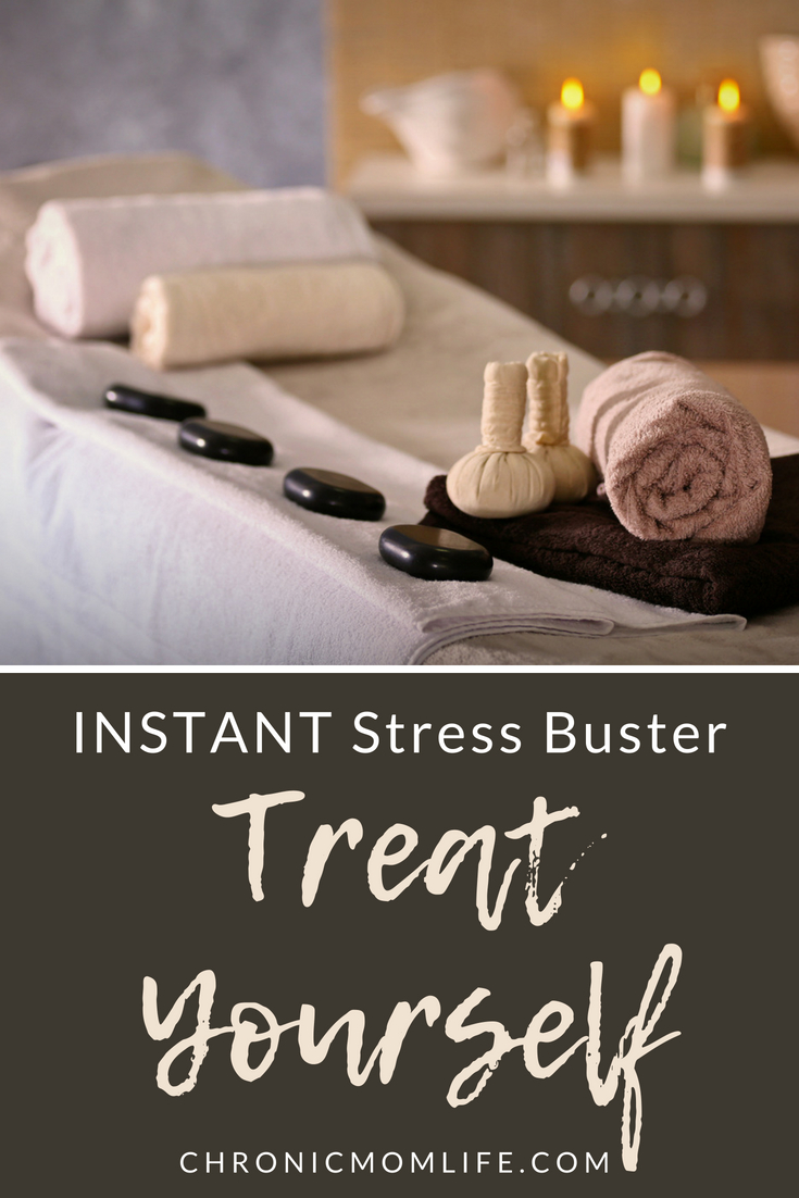 Treat yourself for an instant stress buster. #selfcare #mentalhealth #depression #stress