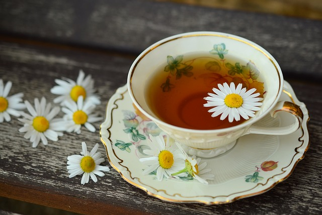 best tea to reduce stress and anxiety