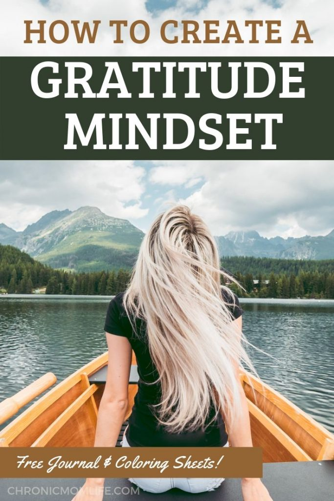 how to create a gratitude mindset
