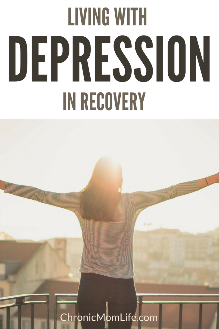 Sober and struggling? Living with depression in recovery.