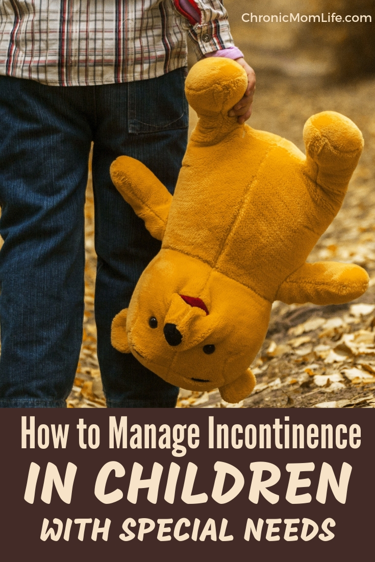 manage incontinence in children with special needs