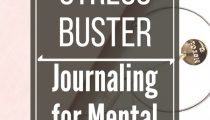 Instant Stress Buster: Start Journaling